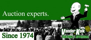 Vander Kolk Auctioneers - conducting auctions for over 40 years!