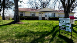 auctioneers sell grand rapids michigan home