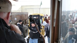 heavy equipment auction