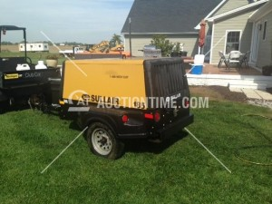 This 2007 Sullair compressor sold recently by Vander Kolk Auction and Appraisal on Auctiontime brought $9050.00
