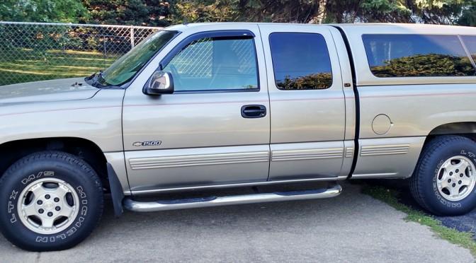 Chevrolet 1500 Z71