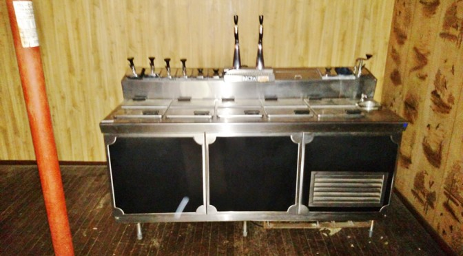 Online Only restaurant equipment & building salvage – Wellston, MI