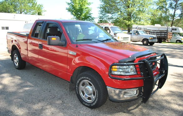 Ford F150 to be sold at auction
