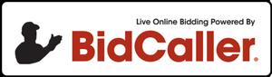 Bid Caller Logo and button