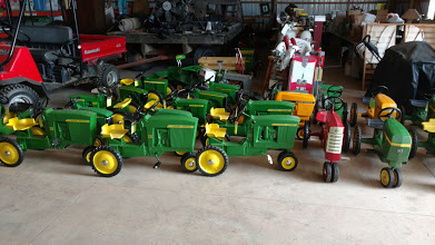 May 24th – Ken Ponstein Toy Collection – Dorr, MI