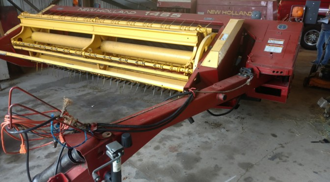 July 18th Wednesday 5:00 pm – Hamilton, MI – Loren Boerman Farm Equipment