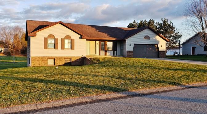 Live Auction – Ranch Home – Dorr (Burnips), Michigan December 17th
