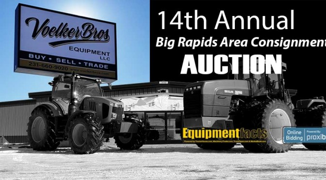 Annual Big Rapids Auction
